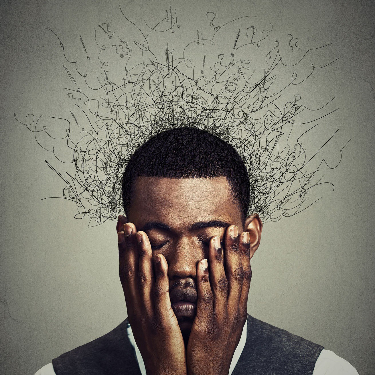 How to Stop Negative Thoughts!. What a lot — or even most — of our… | by  Paul Austin Murphy | Medium